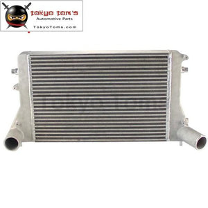 Aluminum Front Mount Intercooler For Vw Golf Gti 06-10 2.0T Turbo Mk5 (Version2)