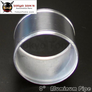 Aluminum Hose Adapter Tube Joiner Pipe Coupler Connector 102Mm 4.0 Inch L=76Mm Piping