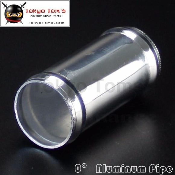 Aluminum Hose Adapter Tube Joiner Pipe Coupler Connector Silicone 13Mm 0.5 Inch Piping
