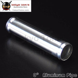 Aluminum Intercooler Intake Turbo Pipe Piping Tube Hose 16Mm 0.63 Inch L=150Mm