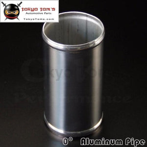Aluminum Intercooler Intake Turbo Pipe Piping Tube Hose 76Mm 3 Inch L=150Mm