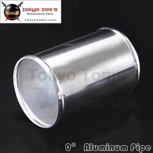 Aluminum Intercooler Intake Turbo Pipe Piping Tube Hose 89Mm 3.5 Inch L=150Mm