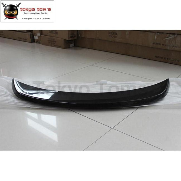 Beetle Carbon Fiber Rear Spoiler Roof Wings For Volkswagen Car Styling 13-15