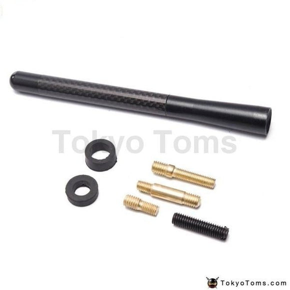 Black 15Cm Car Stubby Aerial Short Antenna For Ford Focus Fiesta Territory Laser Bmw E30 3-Series