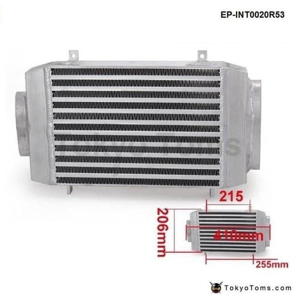 Bmw Mini 02- 06 Cooper S R53 Aluminum Bolt-On Top Mount Supercharge Intercooler