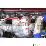Car Aluminum Reinforced Tape Adhesive Backed Heat Shield Resistant Wrap For All Intake Pipe Bmw E30
