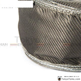 Carbon Fiber Turbo Blanket Heat Shield Cover High Performance For T3 / Gt37 Gt30 Parts