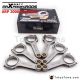 Connecting Rod Rods For Toyota Supra Jaz80 Altezza As300 Crown 2Jz 2Jzge 2Jzgte With Arp 2000 Bolts