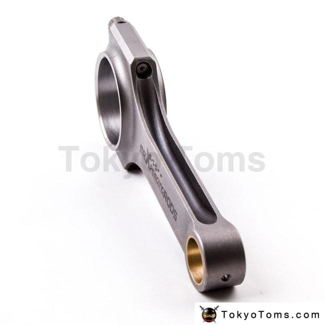 Connecting Rods for Datsun 240Z Nissan L24 Skyline Laurel Cedric Conrod ARP  Bolt Balanced Floating Shot Peen Crankshaft Piston