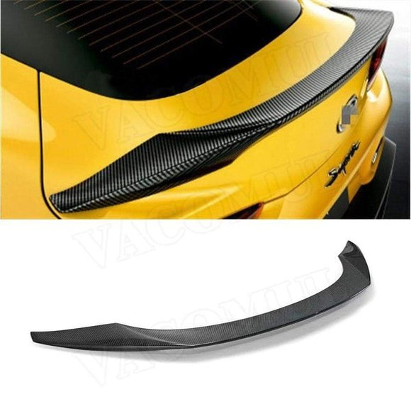Custom A90 Toyota Supra Rear Trunk Wing
