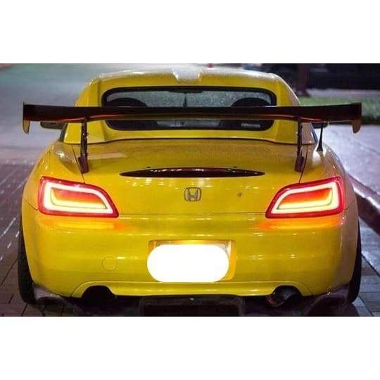 Custom Honda S2000 Dancing Tail Lights