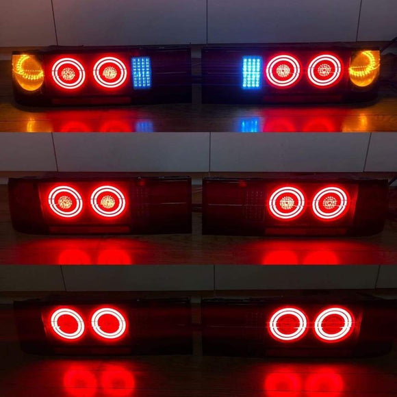 Custom Mazda RX7 FC3 Dancing Tail Lights