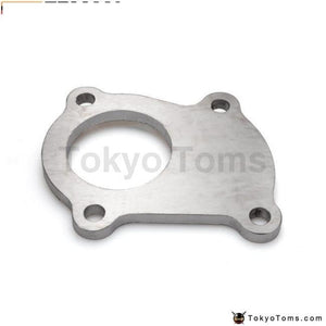 Downpipe Turbocharger Flange 2.5 For Toyota Ct26 Outlet Supra 7Mgte Internal Wg 3/4 Turbo Parts