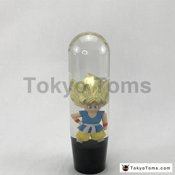 Dragon Ball Z SSJ Goku Kid Gear Knob at TokyoToms.com