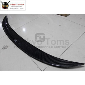 Carbon Fiber Trunk Spoiler Wings for BMW 3 Series E93 Convertible P Boot Lips