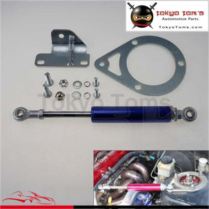 Engine Torque Damper Mounting Kit For 95-98 Nissan 240Sx S14 Sr20Det Ka24De   Red / Blue