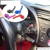 Extension Fast Dial Steering Wheel Signal Rod Extender Control Blinker Lever Position Boss Kits