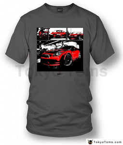 Fashion Swag Men Hot Sale Wicked Metal Gtr Skyline All Gen T-Shirt Street Racer Tuner Car Muscle