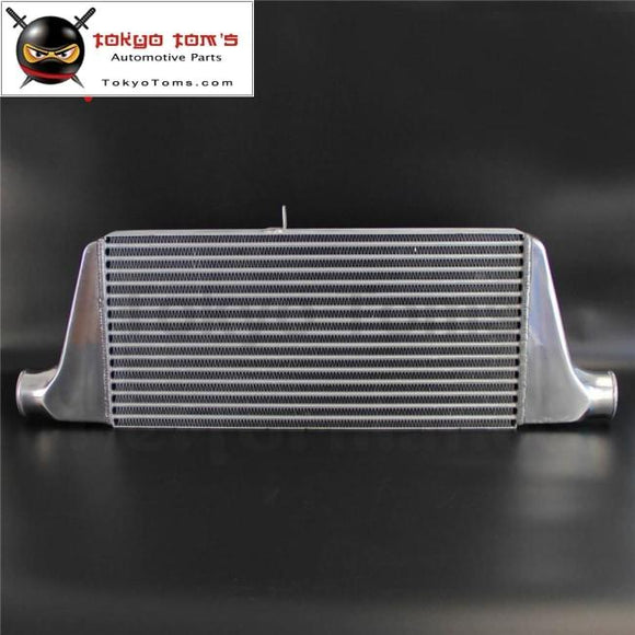 Fits For Mazda Rx-7 Rx7 Fc Fc3S 13B 86-91 Upgrade Fmic Single Turbo Intercooler Silver