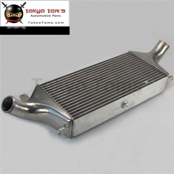 Fmic Aluminum Front Mount Intercooler Fits For Nissan Skyline R33 R34 Gtr Rb26Dett Silver