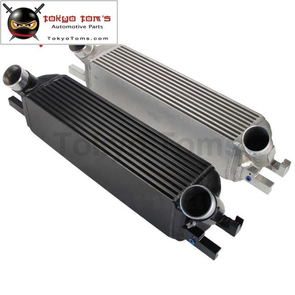 Fmic High Performance Intercooler Fits For 2015+ Mustang Ecoboost 2.3L Turbo Black/silver