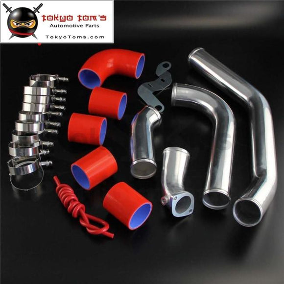 Fmic Tuning Front Mount Intercooler Piping Kit Fits For Mitsubishi Lancer Evo X 10 4B11 08-11 Kits