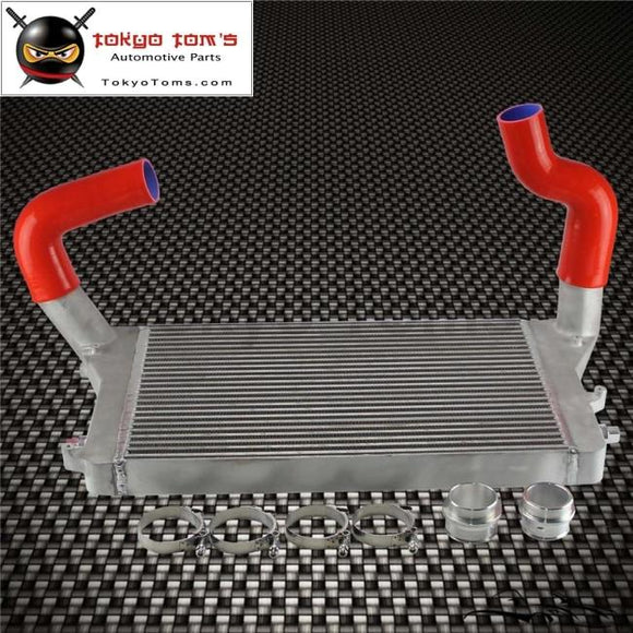 Fmic Turbo Intercooler Kit Fits Vw Golf Gti 06-10 2.0T Mk5 Gen2 Version 2 Black / Red Blue Kits