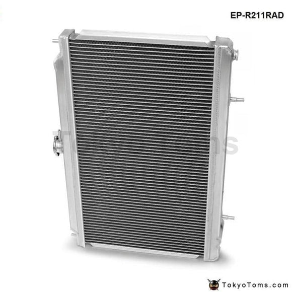 For 95-98 Nissan 240Sx Silvia S14 Sr20/sr20Det Mt 2 Row Full Aluminum Radiator