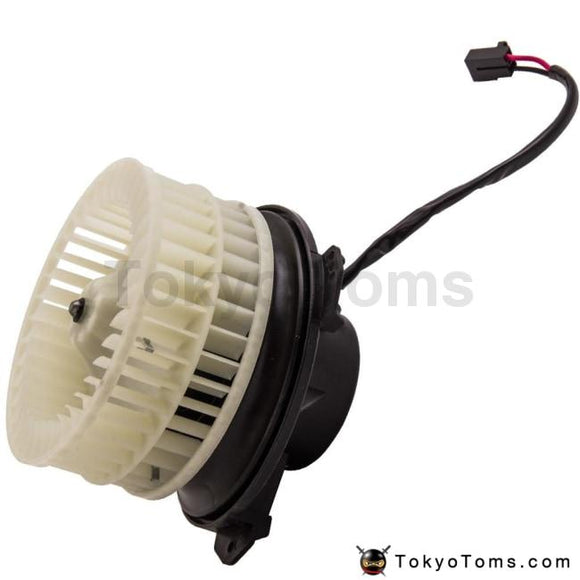 Front Heater Blower Motor Assembly For Grand Caravan Voyager Town Country 2001-2007 Blower Motor 4885475AC 4885475AB
