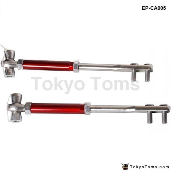 Front Tension Rod Control Arm For Nissan Z32 300Zx 90-96 S13 S14 (For Skyline R32 89-94) Red