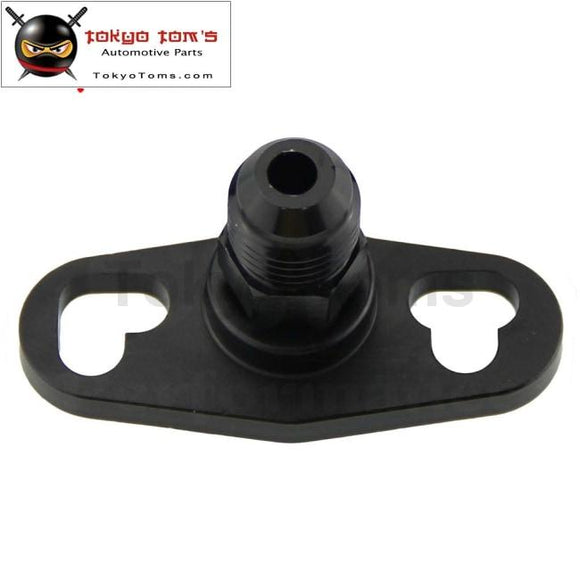 For Mitsubishi Evo 4up Toyota Nissan Subaru New Fuel Rail Adapter With 6mm Tail