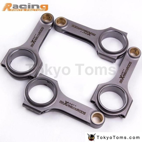 H Beam Con Rods Connecting Rod For Suzuki GSX-R1000 GSXR1000 05-08 K5 K6 K7 K8 4340 Forged Floating Crank Piston Pin Balanced