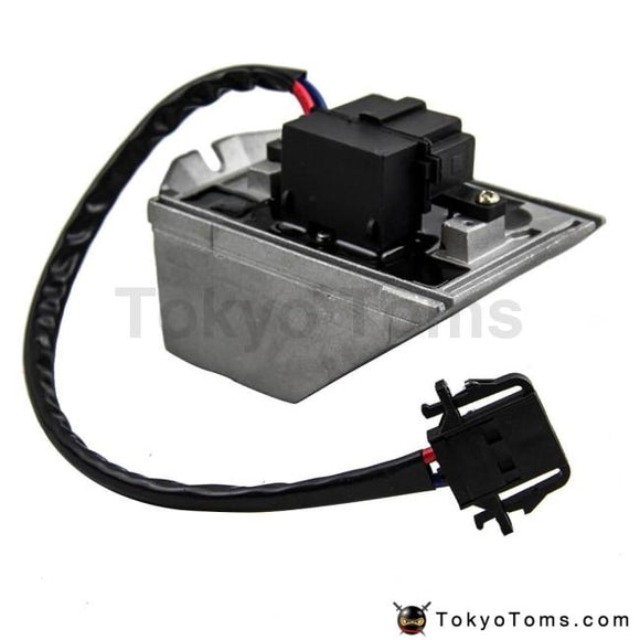 Heater Blower Motor Resistor Fan for Skoda Fabia Ibiza 5J 2007-2015 1.2 TDI 1.4 1.4 TDI 1.6 FSI Blower Motor 6Q1907521