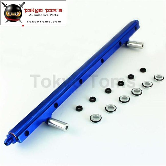 High Flow Top Feed Fuel Injector Rail Fits For Nissan Skyline R32 R33 Rb25Det GTs