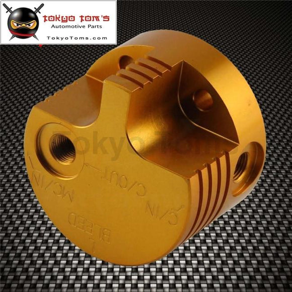 High Performance Brake Fluid Recirculator Fits For Honda Civic STI S14 S15 EVO Gold