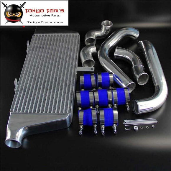 High Performance Front Mount Intercooler Kit Fits For Toyota Chaser Mark Ii Jzx90 92-96/jzx100 96-01