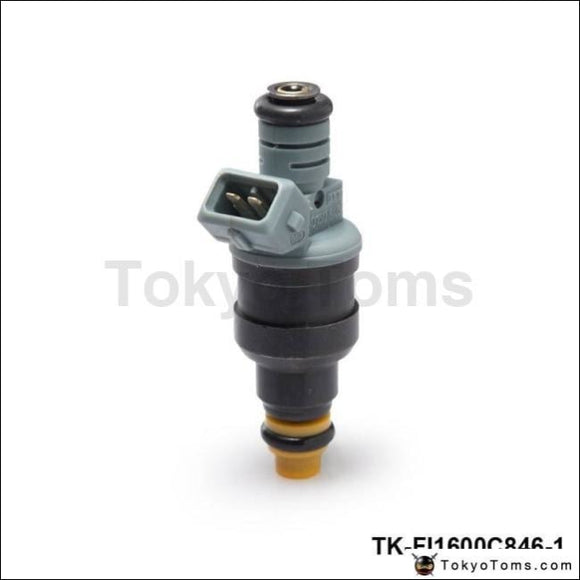 High Performance Low Impedance 1600Cc/min Fuel Injector Ev1 Connector 0280150846 Racing Injection