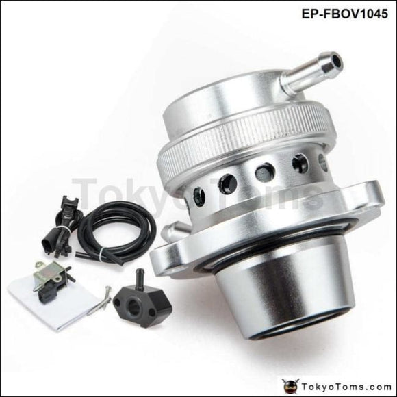 High-Quality One Piece Forged Bov Dump Valve For Vw Golf Mk6 1.4T Engine Ea111 And Audi A1 Aluminum