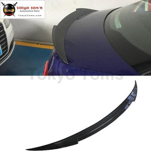 Hot sell Carbon Fiber Trunk Rear Spoiler Wings For Maserati Quattroporte 13-16