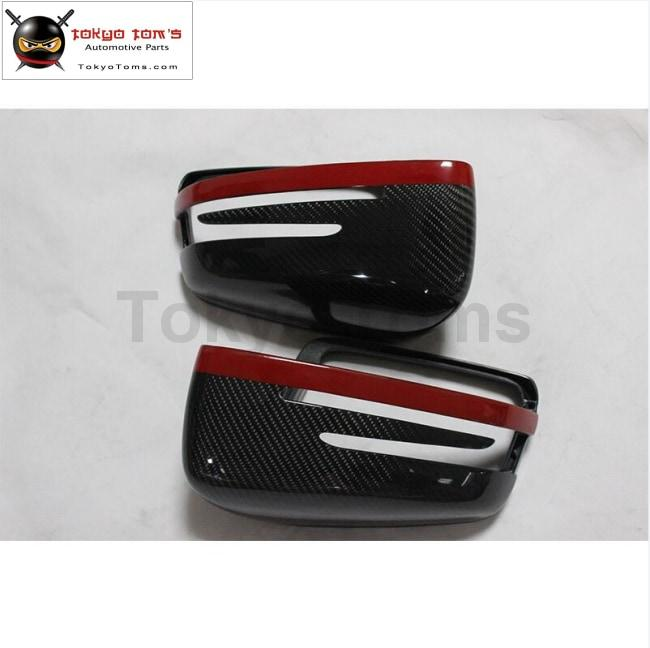 Hot Sell GLA250 W156 Carbon Fiber Rear View Mirror Cover