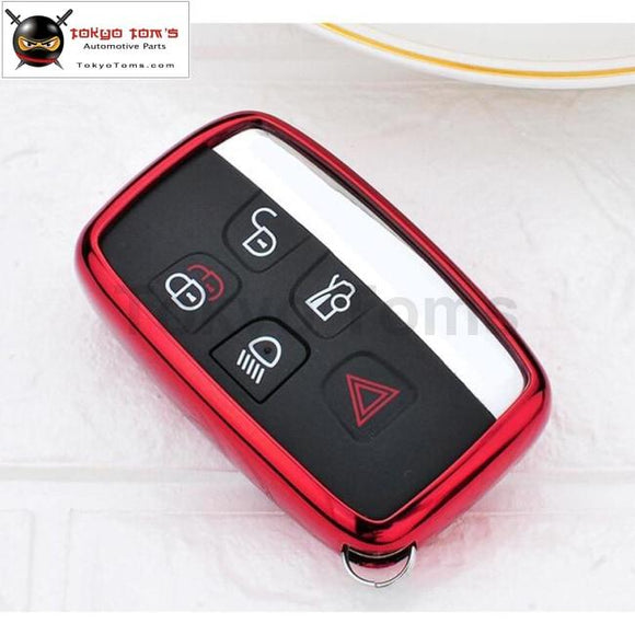 Hot Sell Tpu Car Key Cover Case For Land Rover Range Evoque