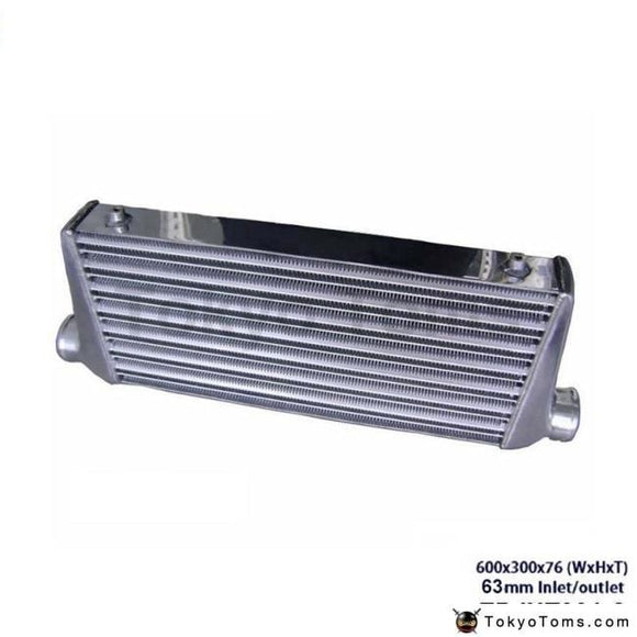 Intercooler (600*300*76 Mm) Od:63Mm