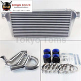 Intercooler Kit For Toyota Supra Jza80 Turbo 2Jz Gte Red / Blue Black Kits