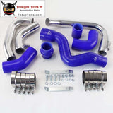 Intercooler Piping Pipe Kit Fits For Audi A4 1.8T Turbo B6 Quattro 2002-2006 Blue / Black Red