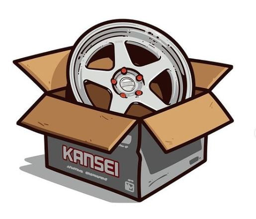 Kansei Wheels Shipping Add On