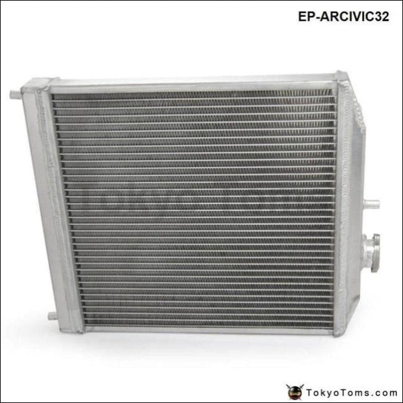 Light Weight Car Racing Aluminum Radiator For Honda Civic Ek Eg Del Sol Manual 1Row 32Mm Core