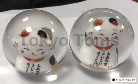 Maneki Neko Cat Gear Knob