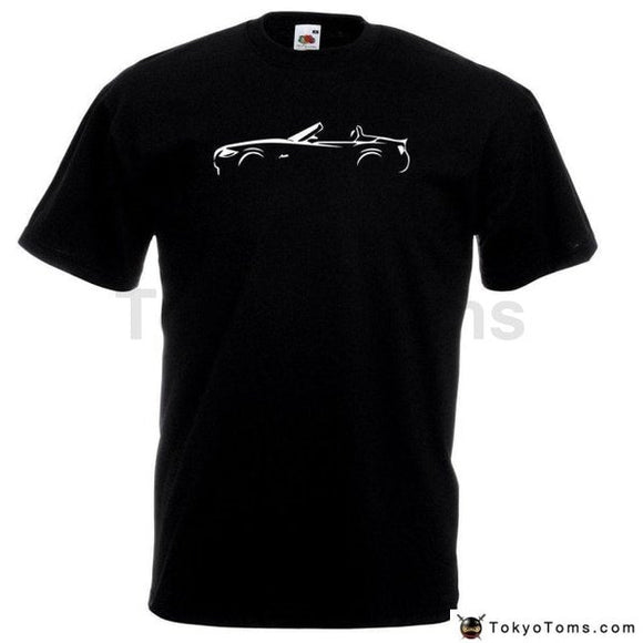 Men Designer Clothes O-Neck Style Hip-Hop Tops Tees Germany Car Z4 T Shirt Racer Sporter Fathers Day