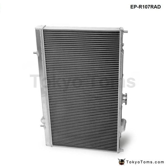 Mitsubishi Lancer Evo 4 5 6 Aluminium Radiator Rad Upgrade 42Mm Core Depth 2-Row