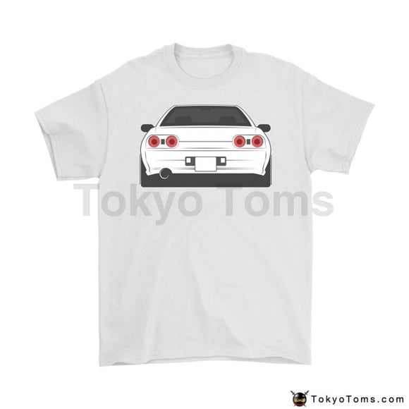 Newest 2018 Men T-Shirt Fashion Skyline R32 Gtr Jdm Tuner T Shirt Color - White O Neck Tee Short